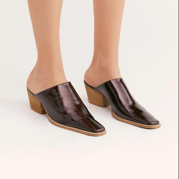 Free People Shoes Bryant Mule Poshmark